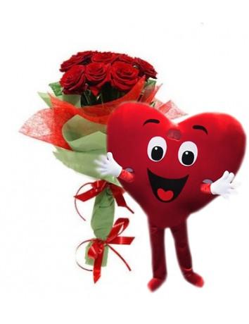 Романтик + Сердце