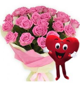 Розовые мечты + Сердце