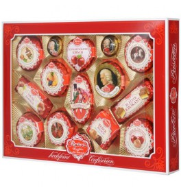 Шоколадные конфеты Моцарт