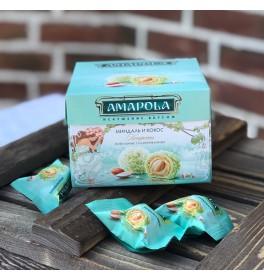 Конфеты Amapola миндаль и кокос