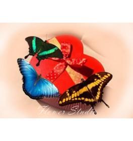 Романтические бабочки