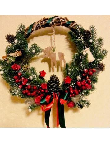 Рождественский веной большой
