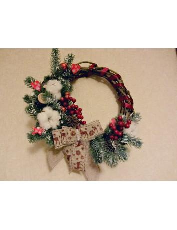Рождественский веной маленький