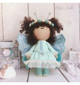 Кукла Тильда Бабочка