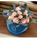 Шляпная коробка Сад роз