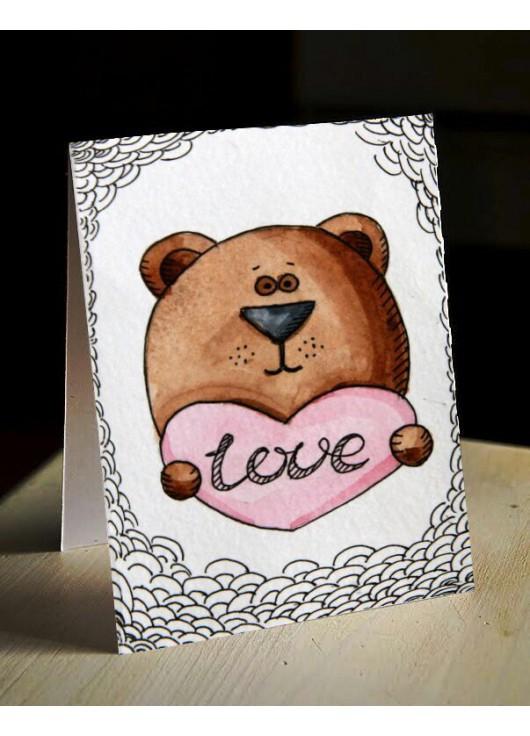 Картинки для рисованной открытки 399