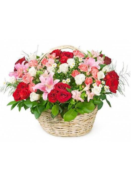 Цветы купить в розницу по оптовым ценам