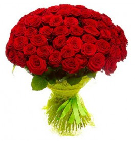 101 роза с доставкой по Краснодару