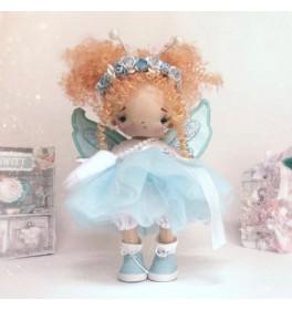 Кукла Бусинка бабочка