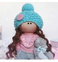 Кукла Тильда Зоя
