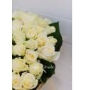 Букет Ангельский из 101 белой розы