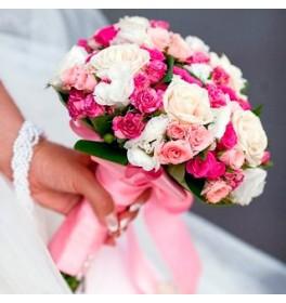 Свадебный букет Радость